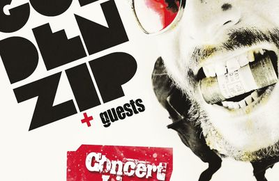 Concert Golden Zip + Guests