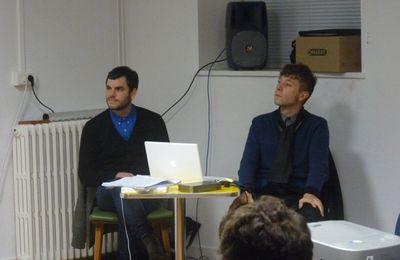 Rencontre publique du 25 novembre 2011