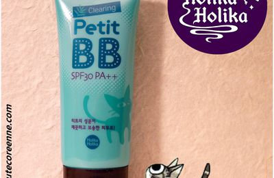 [HOLIKA HOLIKA] Petit BB Cream Clearing