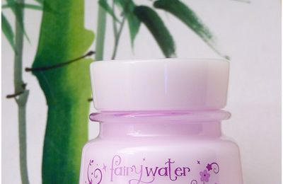 [HOLIKA HOLIKA] Fairy Water Pure Aqua Cream