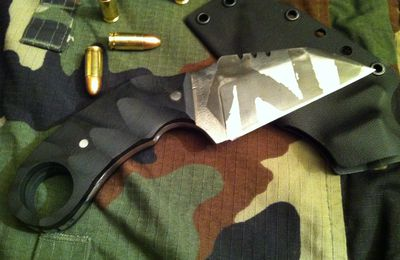 A.T.A.K (Acid Tactical Assault Karambit)