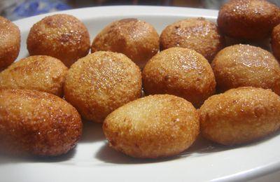 Sfiria (Gâteau aux amande)