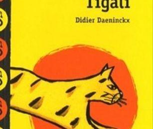 Le chat de Tigali, Didier Daeninckx.