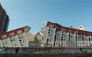 Les séismes - Jeanne 4ème