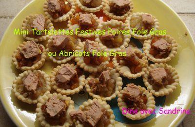 Des Mini Tartelettes Festives
