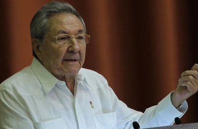 Il piano anticubano degli Stati Uniti conferma la denuncia di Raul Castro