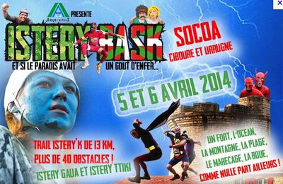 Istery Bask 2014. logement au camping col d ibardin pays basque