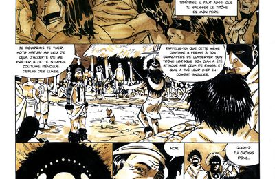 orongo: les planches!