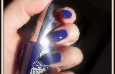 Bell Glam Wear bleu (505)