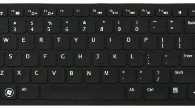 Dell Vostro V1450 Keyboard Protector Skin Cover US Layout