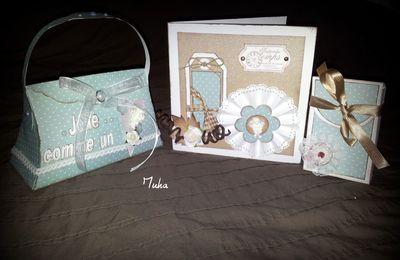"""kit de Carina """"ensemble cadeaux"""""""