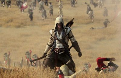 Assassin's Creed 3 Trailer RISE