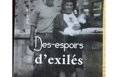 DES-ESPOIRS d'exilés