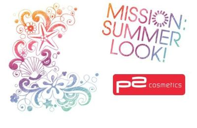 "p2 Limited Edition ""Mission: Summer Look!"""