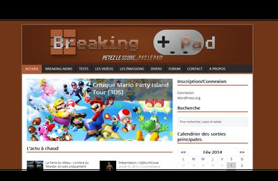 Breakingpad.fr, un bol d'air frais