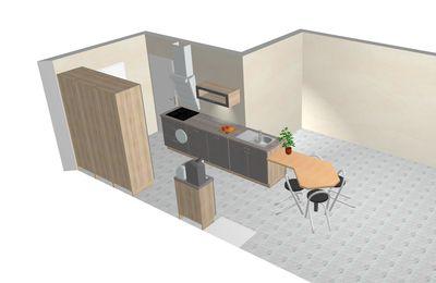 Plan cuisine Nolte