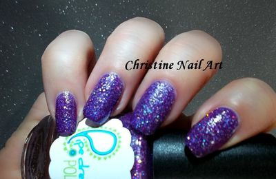 Pipe dream polish - Born to the purple - Anjo beauty