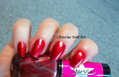 Vernis Starvie Paixao de chez Cheap N Chic Cosmetics