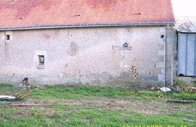 Gros travaux et grosse étape: ouverture du mur pour baie vitrée et fenêtre!