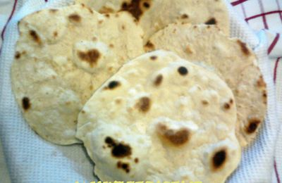 MES CHAPATIS