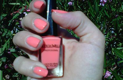 swatch Laetitia well orange n°178