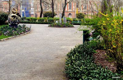 Toulouse : jardin Royal