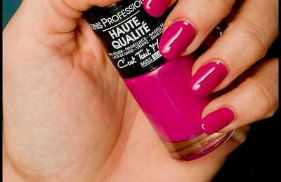 swatch Miss Europe - Rose Fushia