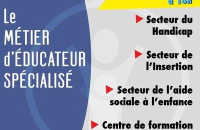 """Soirée """"éducateur spécialisé"""", Ploufragan (22)"""