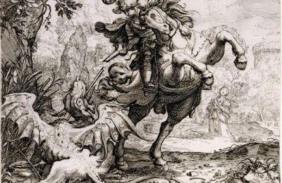 Le franc-maçon et le chevalier