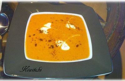 Crème de Paprika - Tomate