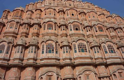 "Jaipur ""the pink city"""