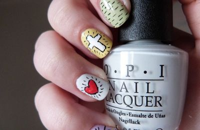 The Sunday Nail Battle - Pop art