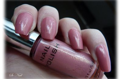 Swatch : H&M Pink
