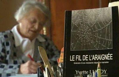 Le fil de l'araignée de Yvette LUNDY ♥ ♥ ♥