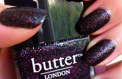 "Butter London ""The Black Knight"""