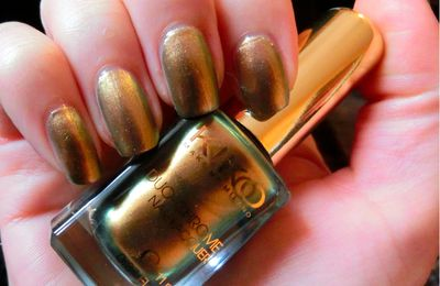"Kiko N°395 ""Luxurious Bronze"""