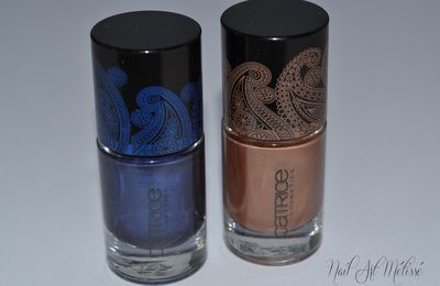 Catrice et Golden Rose
