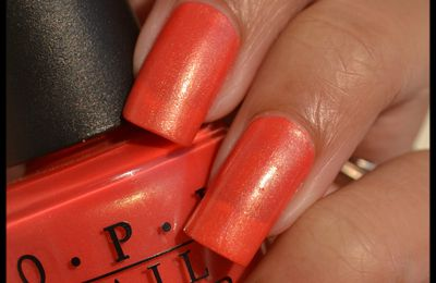 Bright Light-Big Colour, OPI