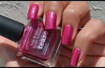 Tease, Picture Polish