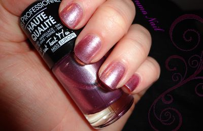 Vernis Professionnel, Miss Europe, Lilas clair.