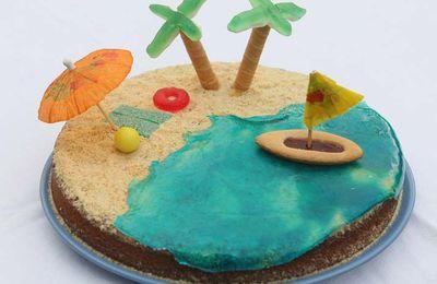 L'île paradisiaque