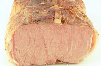 Rôti de veau épaule cuisson basse température de nuit