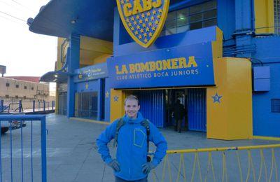 412ième jour : Buenos Aires - Quartier de la Boca
