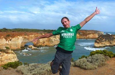 355ème jour 1ère partie : Great Ocean Coast