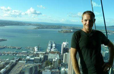 376 ème jour : Auckland 1/2 : La Sky Tower