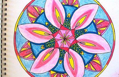 Mandala - Épanouissement