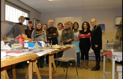 Ecole Lyonnaise de Scrap - session 3