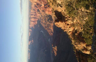 Plomo au Grand Canyon Lundi 29 septembre 2014