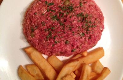 Steack Tartare - Rien de plus Facile