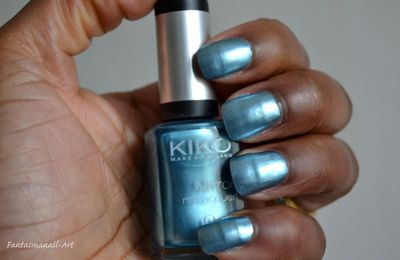 Kiko 624 Sky Blue Mirror collection